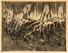 Jacob Hendrik Pierneef; Roots