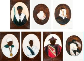 Johannes Phokela; Collar Series, seven