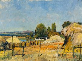 Terence McCaw; Free State Landscape