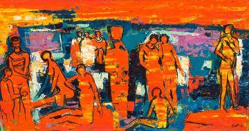 Walter Battiss; Gathering