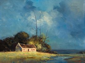 Christopher Tugwell; Cottage by the River