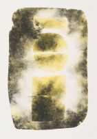 Wendy Vincent; Yellow Abstract