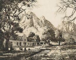 Tinus de Jongh; Vredenberg Muldersvlei Cape