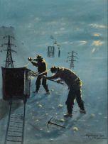 John Koenakeefe Mohl; Miners