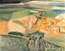 Peter Clarke; Erosion