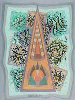Bettie Cilliers-Barnard; Web of Infinity II