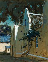 Sydney Carter; Cape Dutch House