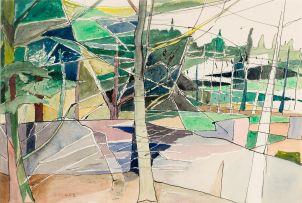 Maud Sumner; Trees