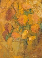 Frank Spears; Still Life with Flowers