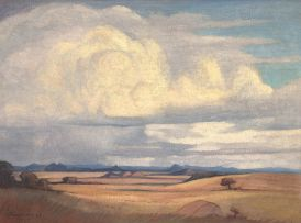 Jacob Hendrik Pierneef; Storm over the Lowveld