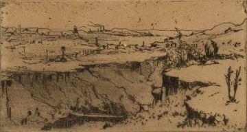 Pieter Wenning; Near the Mines