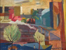 Rupert Shephard; Cityscape