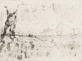 Pieter Wenning; Landscape with Union Buildings