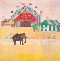 Catherine Paynter; Boswell Wilkie Circus