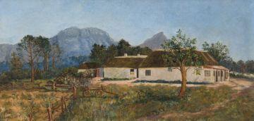 Ethel Mary Cattell; Farmhouse, Plumstead, Wynberg