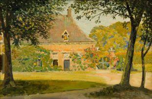 Frans Oerder; Farmhouse