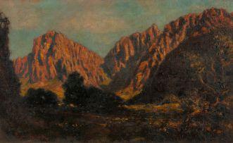 Edward Roworth; Mountains