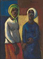 James Thackwray; Two Women