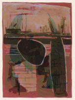 Fred Schimmel; Wharf No. 116