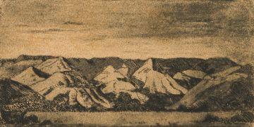 Jacob Hendrik Pierneef; Basutoland II