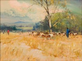 Christopher Tugwell; The Goatherd