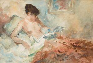 Alexander Rose-Innes; Nude