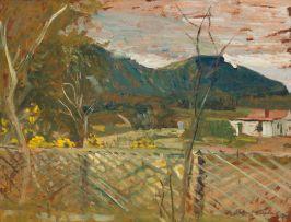 Rupert Shephard; Homestead, Newlands