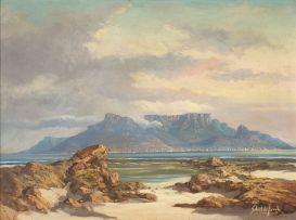 Gabriel de Jongh; Table Mountain