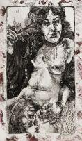 Diane Victor; Judith (heart) Holofernes