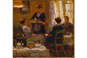 Adriaan Boshoff; Afternoon Tea