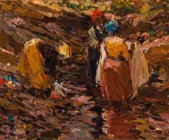 Adriaan Boshoff; Washing Day