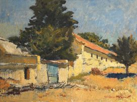 Terence McCaw; Farm Buildings