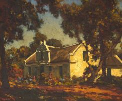 Edward Roworth; Cape Homestead