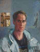 Simon Stone; Portrait of Rory Tate