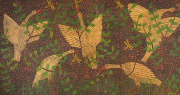 Mulongoy Pili Pili; Birds