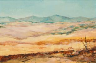 Jan Dingemans; South West Landscape