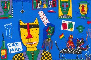 Norman Catherine; Cat Man