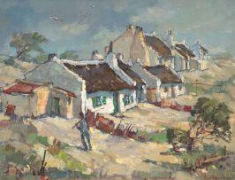 Bruce Hancock; Fishermen's Cottages