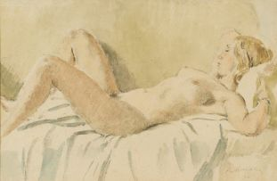 Robert Broadley; Nude