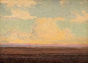 Jacob Hendrik Pierneef; Cloud Study