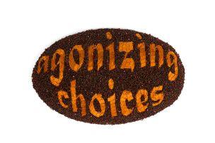 Frances Goodman; Agonizing Choices