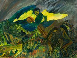 Gladys Mgudlandlu; The Fall