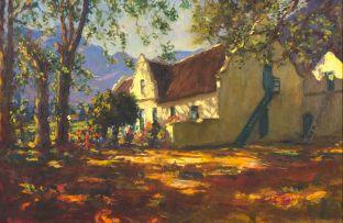 Edward Roworth; Eikenhof