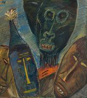 Fritz Krampe; Masks of Africa