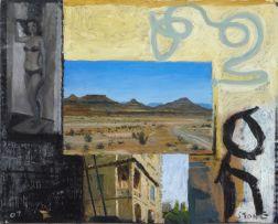Simon Stone; Cairo and Egypt