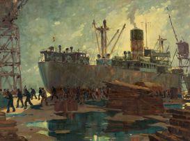 Nils Andersen; Dry Dock
