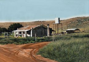 John Meyer; Above Sterkfontein