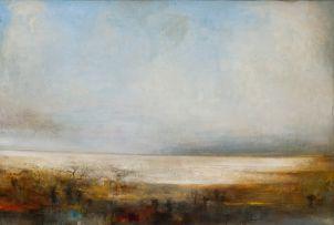 Harold Voigt; Lowveld Mood IV; African Landscape XXI