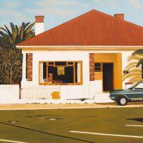John Kramer; Red Roof House, Hermanus