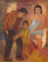 Kenneth Baker; A Family